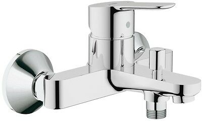 GROHE Bauedge Bath Shower Mixer Tap Single Lever Wall Mounted 23334000