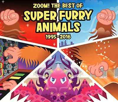 Super Furry Animals-The Best Of (2-CD Set)  CD NEW