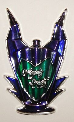 NOT OFFICIAL Disney Pin Fantasy Villain Perfume Maleficent Dragon's Breath LE75