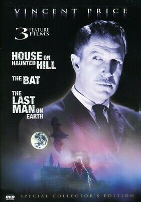Vincent Price - Vincent Price: 3 Feature Films [New DVD] Dolby