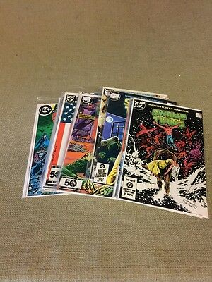 Swamp Thing Sophisticated Suspense Collection of 13 Issues  FREE US SHIPPING