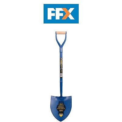 Draper 15071 Contractors Solid Forged Round Mouth Shovel