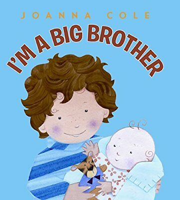I'm a Big Brother, Cole, Joanna Hardback Book The Cheap Fast Free Post