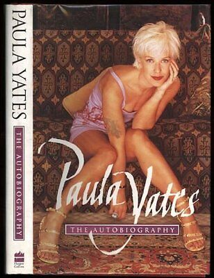 Paula Yates: The Autobiography, Yates, Paula Hardback Book The Cheap Fast Free