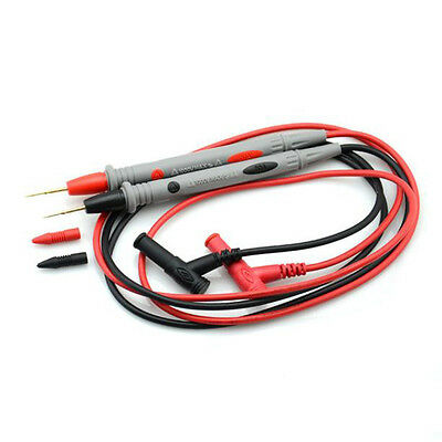 Hot Universal Digital Multimeter Multi Meter Test Lead Probe Wire Pen Cable Q
