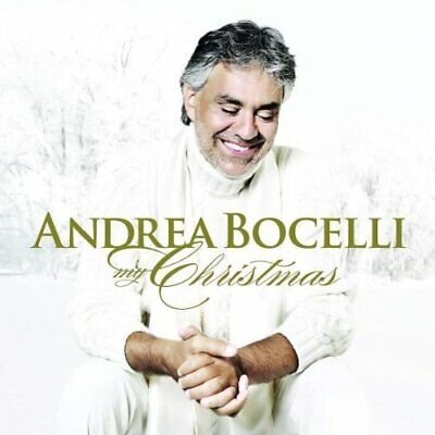 Andrea Bocelli - My Christmas - Andrea Bocelli CD 24VG The Cheap Fast Free Post
