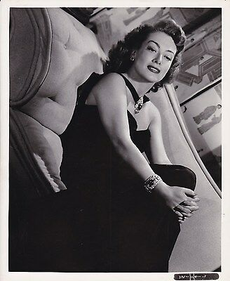 JOAN CRAWFORD Beautiful Original Vintage 1947 DAISY KENYON Glamou Portrait Photo