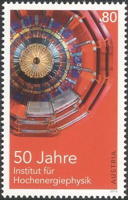 Austria 2016 HEPHY/Physics/Nuclear Science/Particle Accelerator 1v (at1220)
