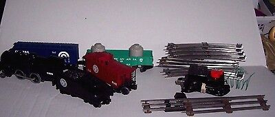 Lionel Train Cars, Locomotive, Tracks, Transformer for Parts & Repair O Scale