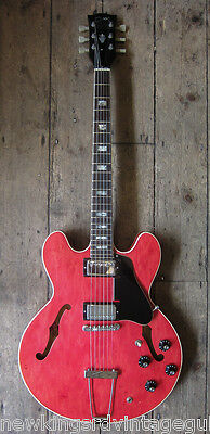 1974 Gibson Es 335 Td Cherry - Very Clean! - Vintage Gibson 3 Series