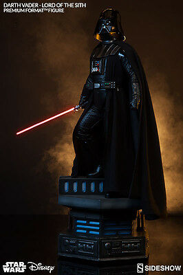 Sideshow Star Wars Premium Format Figur Darth Vader Lord of the Sith  Statue