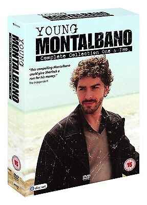 Young Montalbano Series 1&2 - New 6 Dvd Set