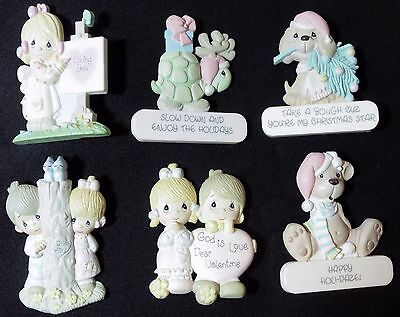 Lot Precious Moments Lapel Pins Vintage