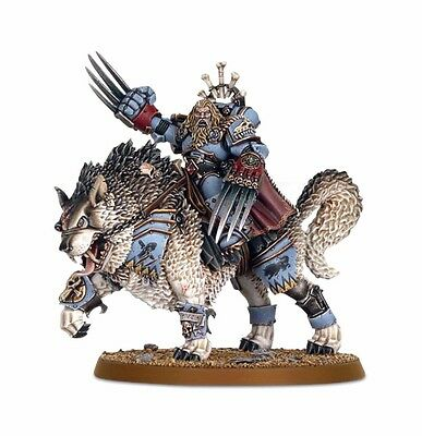█ Resin Canis Wolfborn Warhammer 40K Unpainted Unassembled WH089