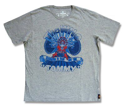 The Who & Trunk Ltd Designer 'tommy Wizard' T-Shirt New M