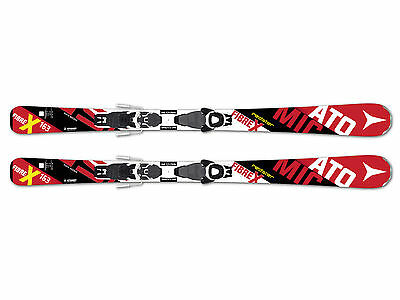 Sci  Atomic  Aass01208  Redster Fibre X + Lithium Red