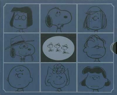 The Complete Peanuts 1991-1994 Box Set by Charles M. Schulz (English) Hardcover
