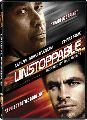 Unstoppable (2010) [New DVD] Ac-3/Dolby Digital, Dolby, Dubbed, Repackaged, Su