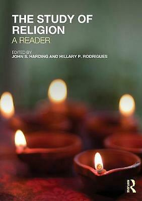 The Study of Religion: A Reader by John S. Harding (English) Paperback Book