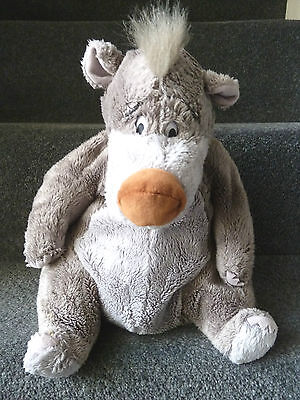 Disney Store Exclusive Soft Plush Toy The Jungle Book - Baloo