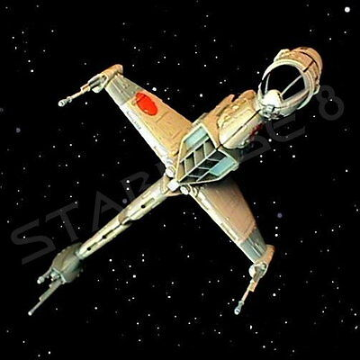 B-WING STARFIGHTER (1/144) F-toys Modell - STAR WARS ROGUE ONE  !