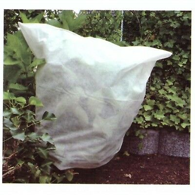 2's Pack Antifreeze Fleece for plants 80x75cm Winter protection Cover