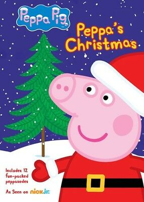Peppa Pig: Peppa's Christmas [New DVD] Dolby, Widescreen
