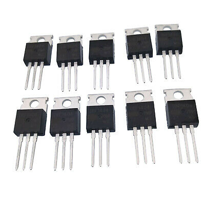 US Stock 10pcs MOSFET Transistor IR TO-220 IRF1404 IRF1404PBF