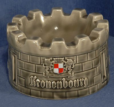 Vintage Krononbourg (Castle) Ashtray by Wade