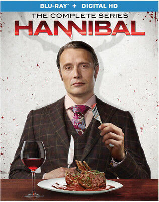 Hannibal: The Complete Series [New Blu-ray] Boxed Set, Digitally Mastered In H