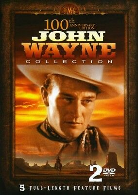 John Wayne Collection: 5 Films [New DVD]