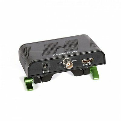 LanParte SDI-HDMI 3G/HD SDI To HDMI Converter For BMCC/F5/F55/RED EPIC UK