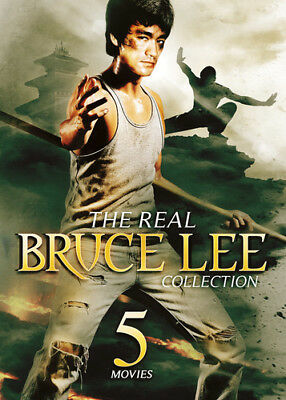 The Real Bruce Lee Collection [New DVD] Full Frame, Widescreen