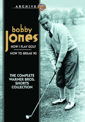 Bobby Jones: The Complete Warner Bros. Shorts Collection [New DVD] Manufacture