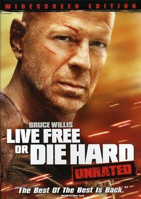 Live Free or Die Hard [New DVD] Ac-3/Dolby Digital, Dolby, Digital Theater Sys