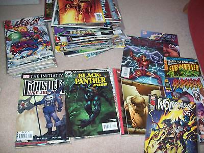 75 x cheap bulk various marvel dc and indepedant comics LIMITED OFFER
