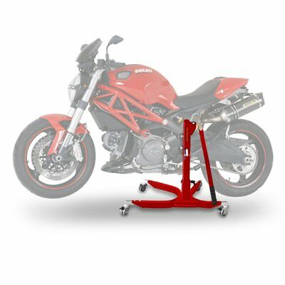 Paddock Stand RB Ducati Monster 696 08-14 Front Rear