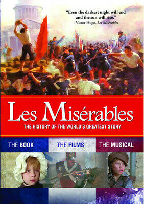 Les Miserables: History of the World's Greatest [New DVD] Manufactured On Dema