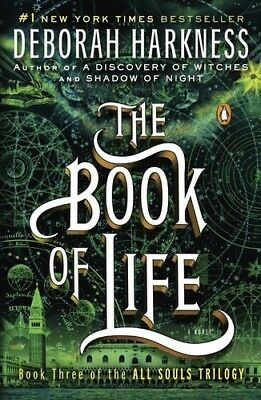 The Book of Life: A Novel (All Souls Trilogy) [New Book] Paperback
