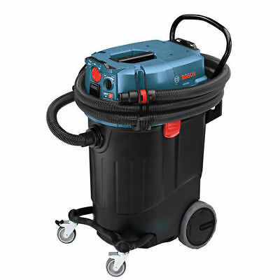 Bosch 14 Gallon 9.5 Amp Dust Extractor with Auto Filter Clean VAC140A Refurb