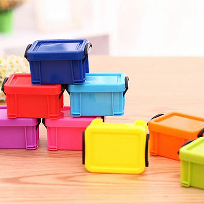 Affordable Practical Storage Box Case Container Organizer Plastic Mini with Lid