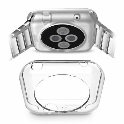 Apple Clear iWatch 38 mm Soft & Slim Protective Case Watch