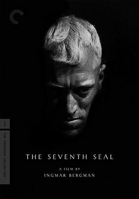 The Seventh Seal (Criterion Collection) [New DVD] Black & White, Full Frame, S