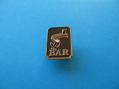 Guinness BAR Toucan badge. VGC. Unused.