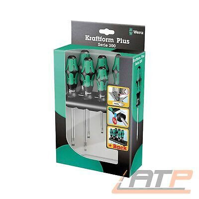Wera Schraubendrehersatz Kraftform Plus 334/6 05105650001