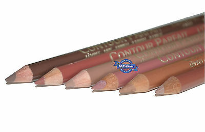 L'Oreal Contour Parfait Lipliner Pencil 12 Shades Available