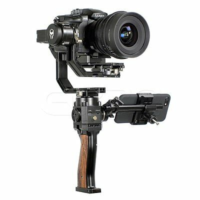 TiLTA G1 Gravity GR-T02 3 Axis Stabilized Handheld Gimbal for DSLR Ex-Display UK