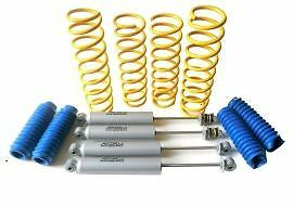 Raptor 4x4 Suzuki Jimny Suspension Lift Kit +5/6cm Trial Medium Load Springs