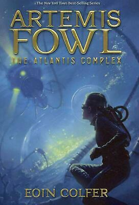 The Atlantis Complex by Eoin Colfer Paperback Book (English)
