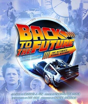 Back to the Future The Ultimate Visual History (Hardcover), Klast. 9781783299706